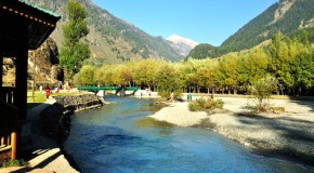 Pahalgam Honeymoon Place