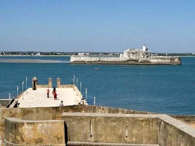 Daman and Diu Island