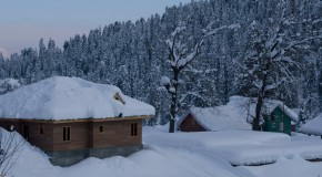 Kashmir Honeymoon Place
