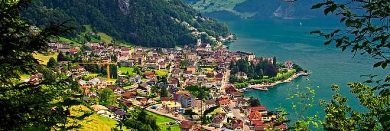 Switzerland Honeymoon Place