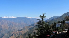 Mussoorie Honeymoon Place