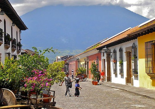 Guatemala Land of Markets Honeymoon Package