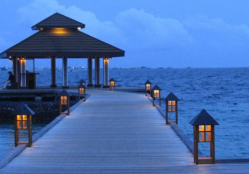 Honeymoon in Maldives and Sri Lanka Tour Package