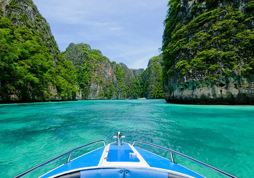 Amazing Thailand 4 Nights Honeymoon Package
