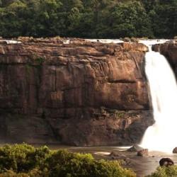 Athirappally Waterfalls, Kerala