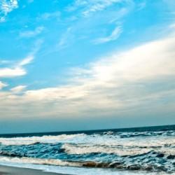 Auro beach, Pondicherry