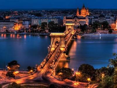Budapest Island