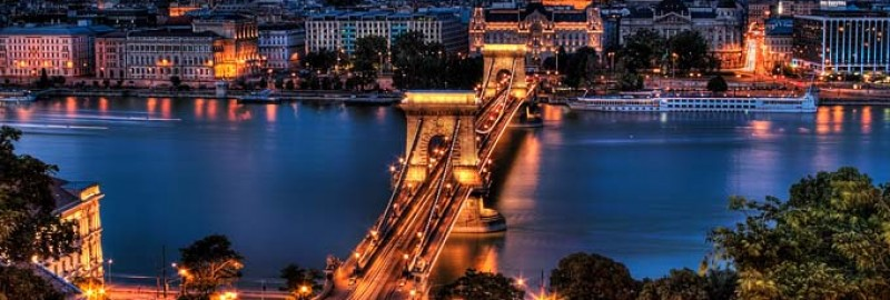 Budapest Honeymoon Place