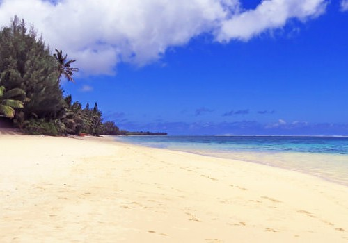 Cook Islands Two Island Beach Getaway Honeymoon Package