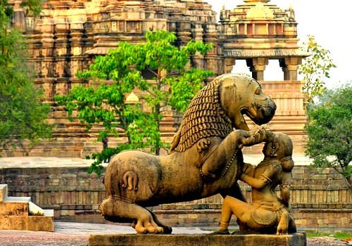 Treasures of MP Khajuraho Honeymoon Package