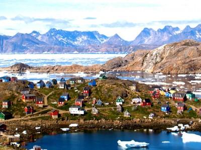 Greenland Island