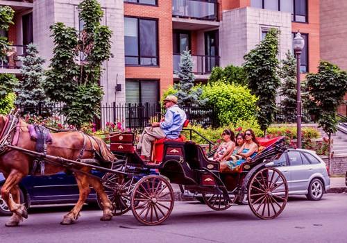 Quebec City Romantic Getaway Honeymoon Package