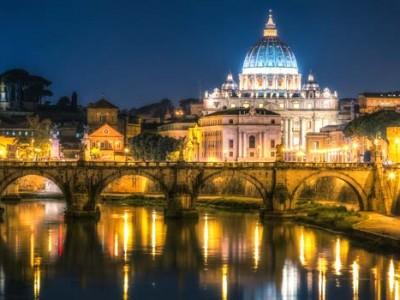 Vatican City Island