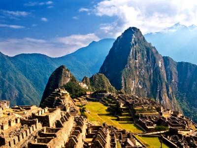 Machu Picchu Island