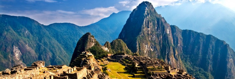 Machu Picchu Honeymoon Place