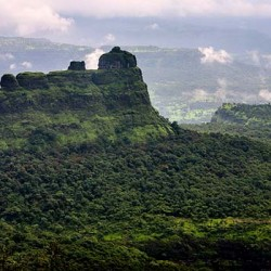 Mountain Landscape Maharashtra