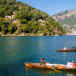 Nainital Lake