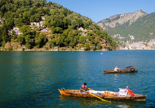 Uttarakhand Romantic Delight Honeymoon Package