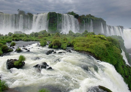 Romantic Paraguay Argentina and Brazil Honeymoon Package