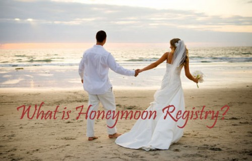 What is Honeymoon Registry?