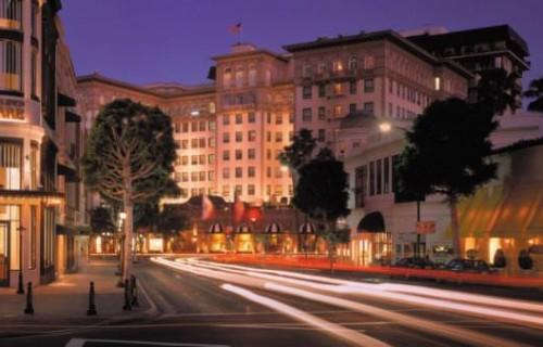 Regent Beverly Wilshire, Beverly Hills