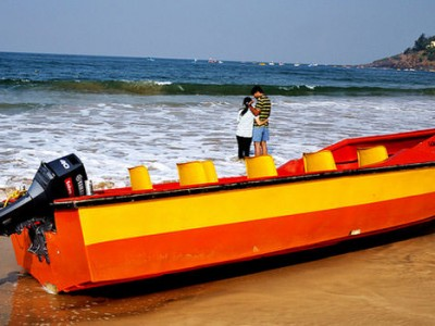 Goa Island