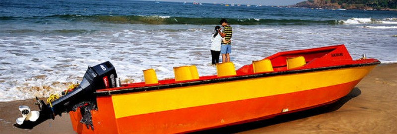 Goa Honeymoon Place