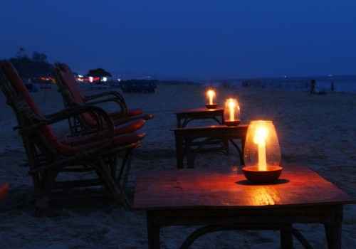 Goa Honeymoon Package From Delhi