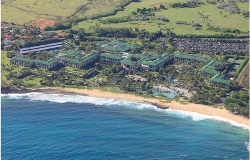 Grand Hyatt Kauai Resort and Spa, Hawaii