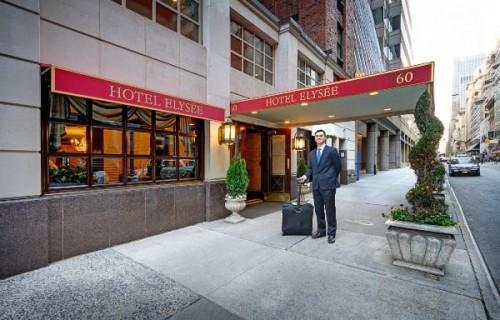 Hotel Elysee, New York