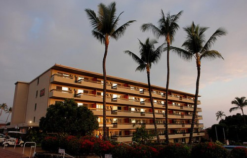 Kona Seaside Hotel,  Kailua-Kona