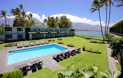 Maui Seaside Hotel, Kahului