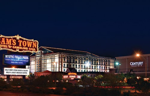 Sam's Town Hotel and Gambling Hall