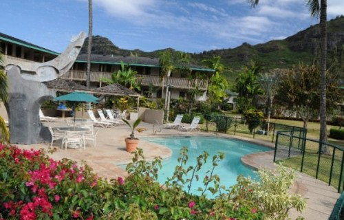 The Kauai Inn, Lihue