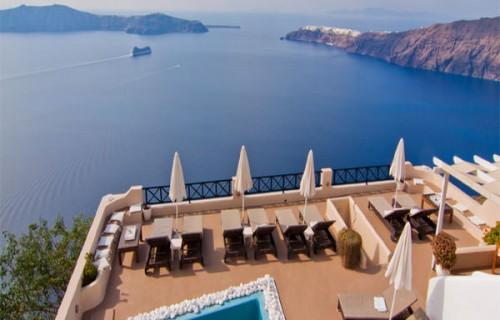 Afroessa Hotel, Santorini