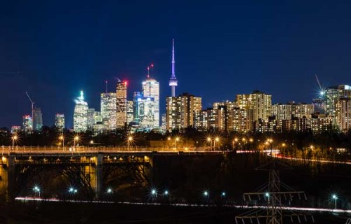 Romantic Places in Toronto