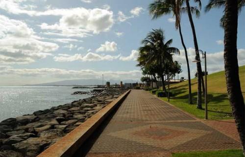 Romantic Places in Honolulu