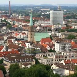 Bielefeld City, Germany