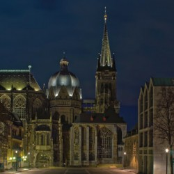 Imperial Cathedral, Aachen