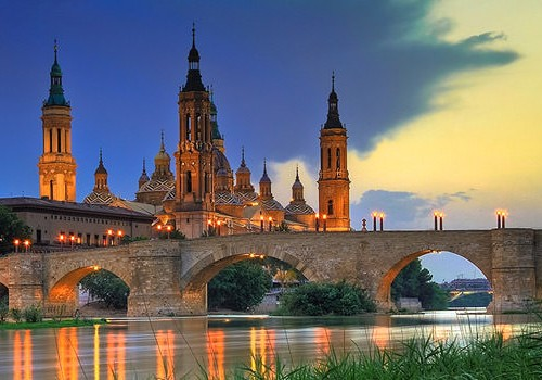10 Nights Honeymoon Packages for Zaragoza