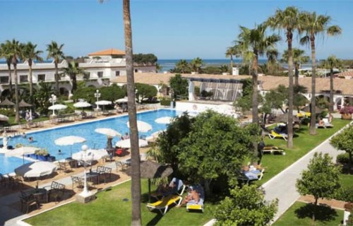 Hotel Playa de la Luz Rota