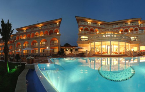 Hotel Port Adriano Marina Golf & Spa Calvia