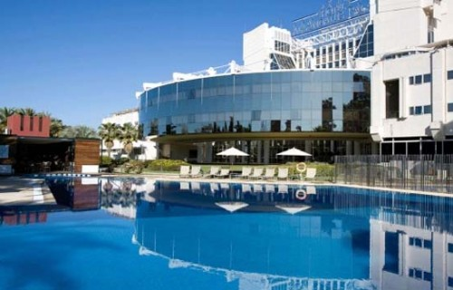 Hotel Silken Al-Andalus Palace Seville