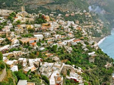 Amalfi Coast Island
