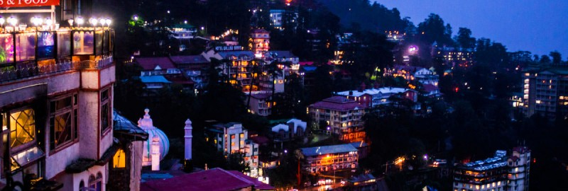 Shimla Honeymoon Place
