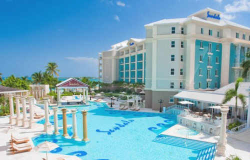 Romantic Hotels in Bahamas