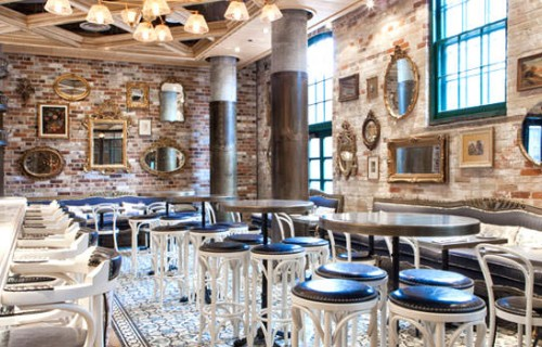 Romantic Restaurants in Toronto
