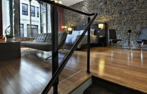 Romantic Hotels in Montreal