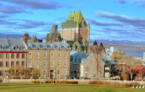 Romantic Places in Quebec