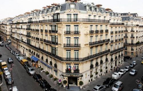 Hotel de La Tremoile paris